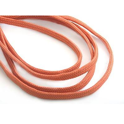Шнур толстый В340 6 мм (уп. 100 м) №127 кирпичн. в интернет-магазине Швейпрофи.рф
