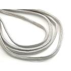 Шнур толстый В340 6 мм (уп. 100 м) №283 серый