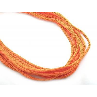 Шнур тонкий В360 4 мм (уп 100м) №125 оранжевый в интернет-магазине Швейпрофи.рф