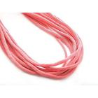 Шнур тонкий В360 4 мм (уп 100м) №140 розовый
