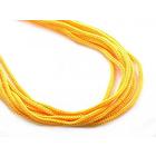 Шнур тонкий В635 4 мм (уп 100м) №115 жёлтый