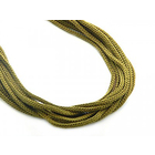 Шнур тонкий В635 4 мм (уп 100м) №268 оливковый