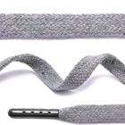 Шнур широкий ГУ15709 10 мм (уп 95 м) №1026 серый