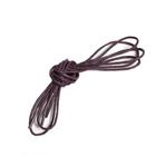 Шнурки вощеные RY-M20 1,5 мм 60 см коричневый
