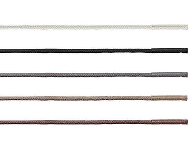 Шнурки вощеные RY-M20 1,5 мм 80 см