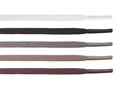 Шнурки вощеные RY-M50 5 мм  80 см