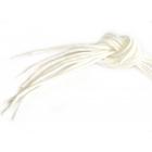 Шнурки Т1/2 70 см бел.