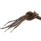 Шнурки Т1/2 90 см коричн.