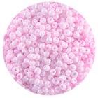 Бисер Тайвань (уп. 10 г) 0055 св.-розовый матовый