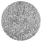 Бисер Тайвань (уп. 10 г) 0101 белый прозрачный