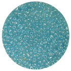 Бисер Тайвань (уп. 10 г) 0103 голубой прозрачный