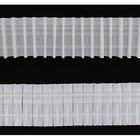 Шторная тесьма  60 мм №2701 (уп. 50 м) бел.