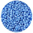 Бисер Тайвань (уп. 10 г) 0123В св.-синий перламутровый