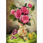 Алмазная мозаика Milato F-169  «Натюрморт с розами»