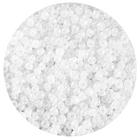Бисер Тайвань (уп. 10 г) 0141 белый перламутровый
