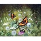 Алмазная мозаика Magic Stitch № 277  «Беспечный мир»