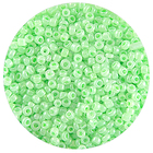Бисер Тайвань (уп. 10 г) 0144 св.-зеленый перламутровый