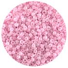 Бисер Тайвань (уп. 10 г) 0145 св.-розовый перламутровый