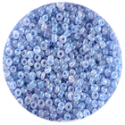 Бисер Тайвань (уп. 10 г) 0146 св.-синий перламутровый