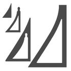 Лекало №1-6 комплект (4 шт)