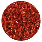 Бисер Тайвань рубка (уп. 10 г) 0025 красный