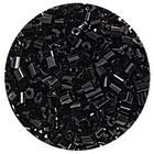 Бисер Тайвань рубка (уп. 10 г) 0049 черный