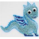Набор для вышивания HP Kids П-0047 «Дракончик» 10,5*9,5см