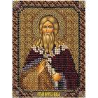 Набор для вышивания бисером Panna ЦМ-1279 «Св.Пророк Илья» 8,5*10,5 см
