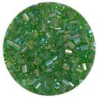 1167 зеленый радужный