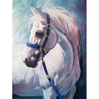 Алмазная мозаика АЖ-1387 «Грезы белого коня»