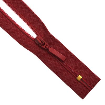 Молния Т5 карман. спираль 18 см SA60P-483  Прибалтика №519 красный в интернет-магазине Швейпрофи.рф