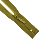 Молния Т5 карман. спираль 18 см SA60P-483  Прибалтика №828 горчица