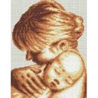 Набор для вышивания М.П.Студия НВ-139 «Мой малыш (беж)» 18*24 см