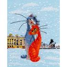 Набор для вышивания Овен №1032  «Кошки-крошки» 18*23 см