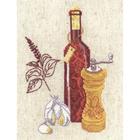 Набор для вышивания Овен №485 «Кухонная миниатюра 1» 15*20 см
