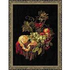 Набор для вышивания Риолис №828 «Натюрморт с апельсином» 24*30 см
