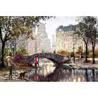 Набор для раскрашивания Molly GX 9223/1 «Мой любимый Париж»