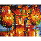 Набор для раскрашивания Paintboy GX23056 «Двое под зонтом» 40*50 см