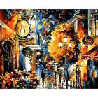 Набор для раскрашивания Цветной хамелеон C014 «Осень в Париже»