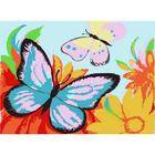 Набор для раскрашивания Цветной хамелеон МА1002 «Разноцветные бабочки»