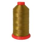 Нитки  Астра филаментная п/э  №210Д/3 3000 м 2231 золото