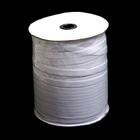 Резинка Тайвань 10 мм (уп. 200 м) бел.