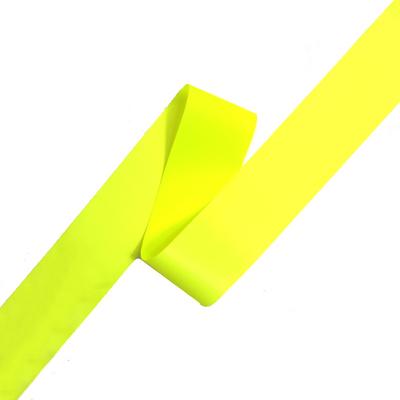 Светоотраж. лента 50 мм рул. 100 м неон-лимон в интернет-магазине Швейпрофи.рф