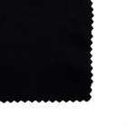 Ткань подкл. поливискон, вискоза 50%; п/э 50% однотонная (шир. 150 см) XD-S1019 чёрный 8238
