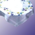 Набор для вышивания VERVACO 0145232-PN Скатерть «Анютины глазки» 80*80 см
