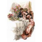 Набор для вышивания Риолис №1774 «Первый вечер в собственном доме» 30*42 см