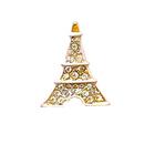 Брошь BR s-158 «Эфелева башня»