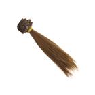 Волосы для кукол (трессы) Прямые длина 25 см ширина 100 см рыжий
