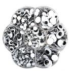 Глаза с бег. зрачками цв. TBY 66823 мм круглые набор Микс (уп. 500 шт.)