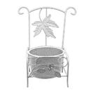 Декор SCB271045 Металл стул-кашпо 11,5*10,5*21,5 см
